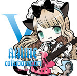 V-ANIME collaboration -femme-