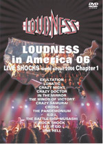 LOUDNESS in America 06