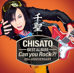 千聖~CHISATO~ 20th ANNIVERSARY BEST ALBUM「Can you Rock?!」 通常盤